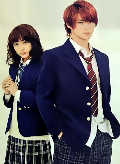 平野紫耀、平祐奈が「honey」実写映画化で主演、ヒロイン役に決定!