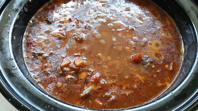 Slow Cooker Texas Beef Chili 11