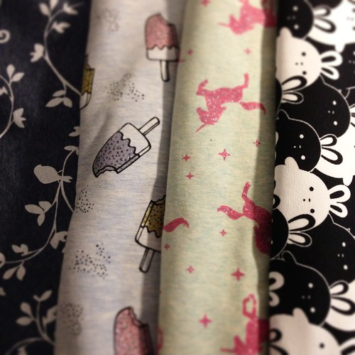 Fabric shopping ❤️