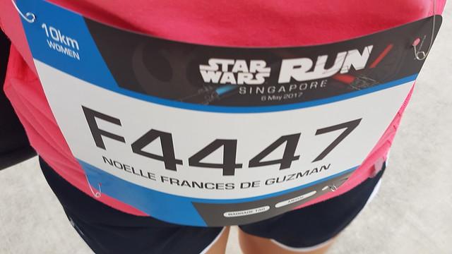 Star Wars Run SG
