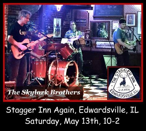 The Skylark Brothers 5-13-17