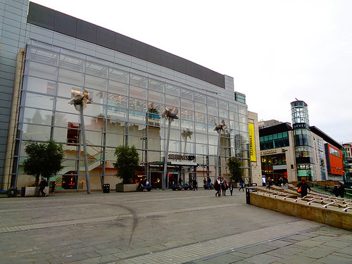 Manchester City Centre 32 - Selfridges | by worldtravelimages.net