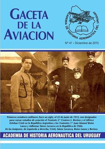 Magazine de l'Académie Aéronautique Urugayenne