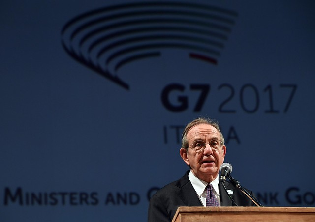 G7 Finance Meeting – G7 Italia