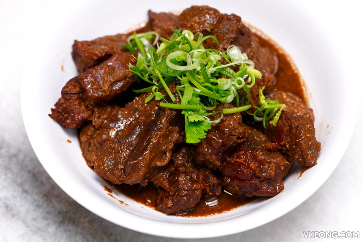 Chuen Braised Beef Stew