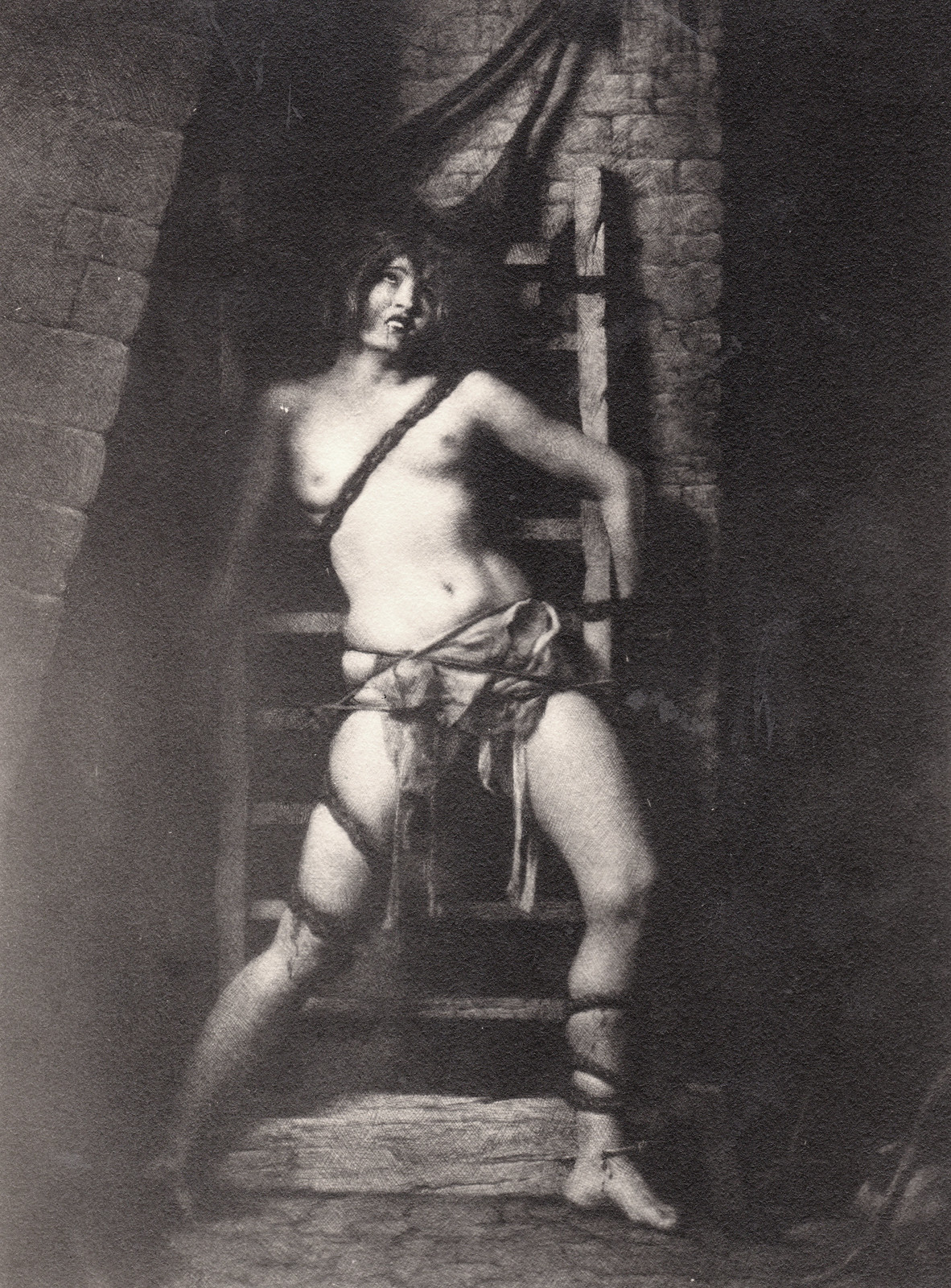 William Mortensen - A Spider Torture