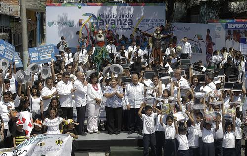 Festival para el Buen Vivir y Gobernando con la Gente-Ciudad Delgado