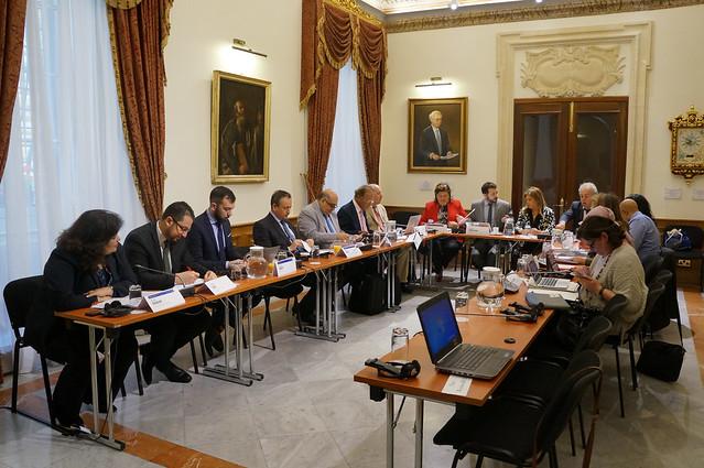 El-Hiwar: 'Euro-Arab relations: Looking ahead' 11 May 2017 Malta