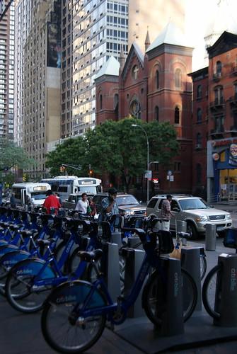 Citi bike. Nova York,  EUA per Teresa Grau Ros a Flickr