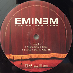 EMINEM:THE EMINEM SHOW(LABEL SIDE-B)