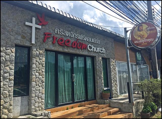 Freedom Church, Kathu, Phuket