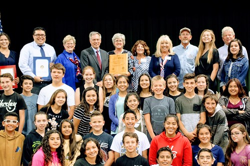 Civic Learning Awards 2017: Oak Grove Middle School