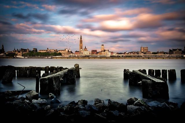 Beauty of Antwerp