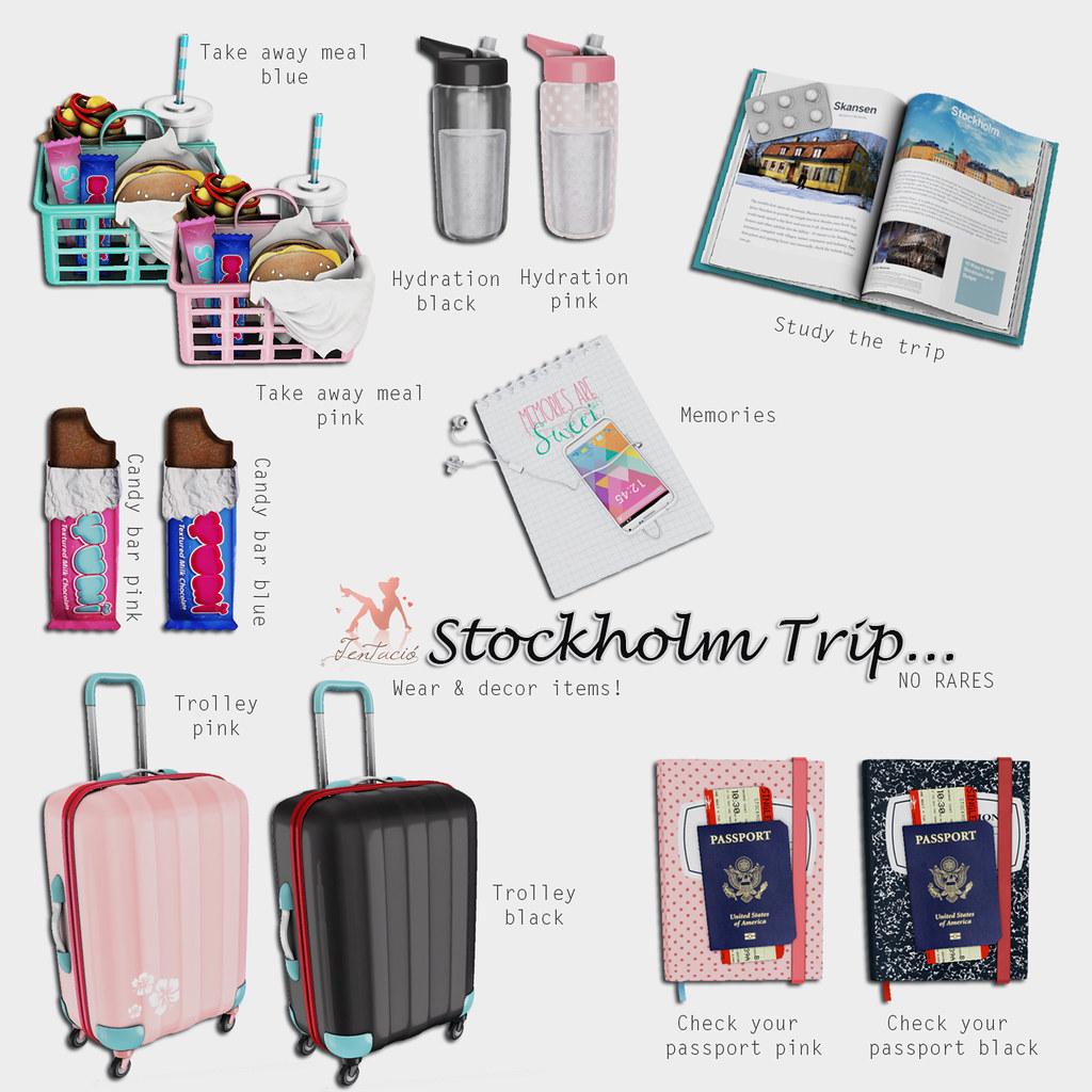 stockholm trip key