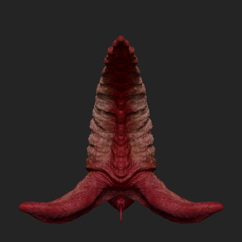 Tounge Snail - WIP - 03