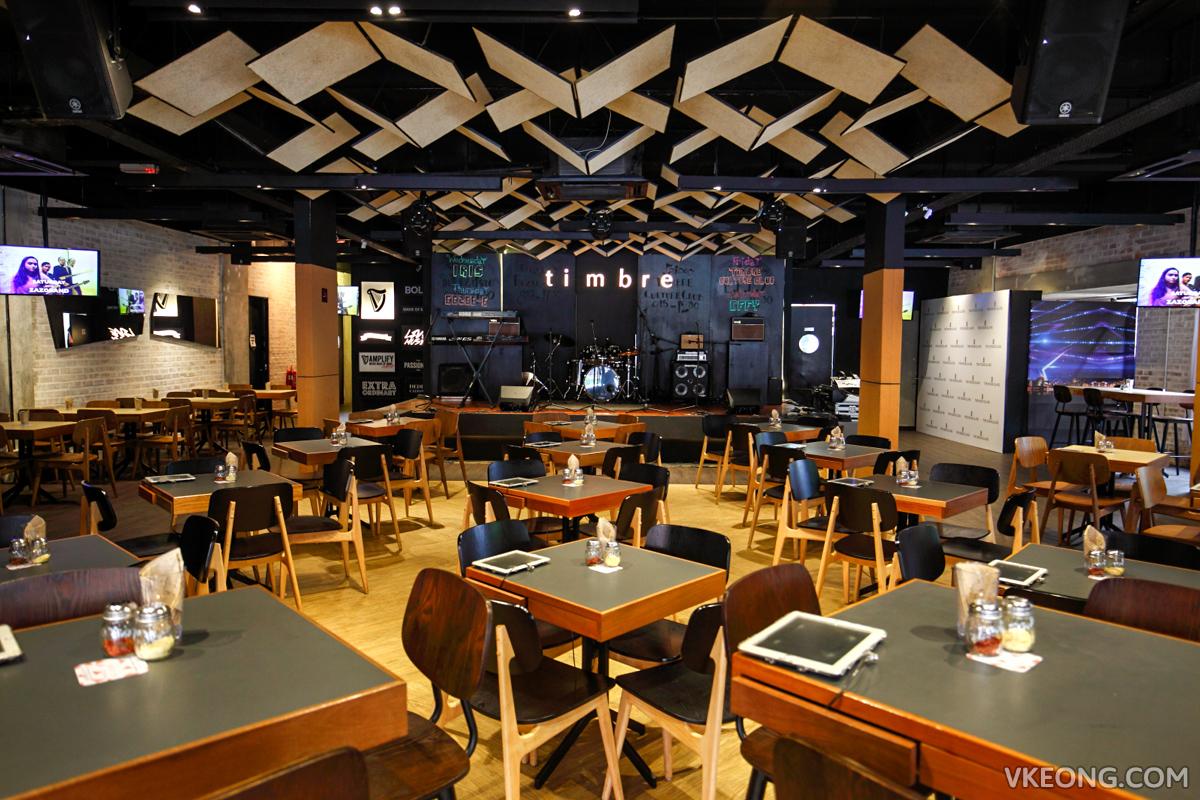 Timbre Restaurant KL Jalan Doraisamy
