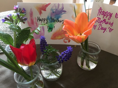 Mother's Day cards and beauty await