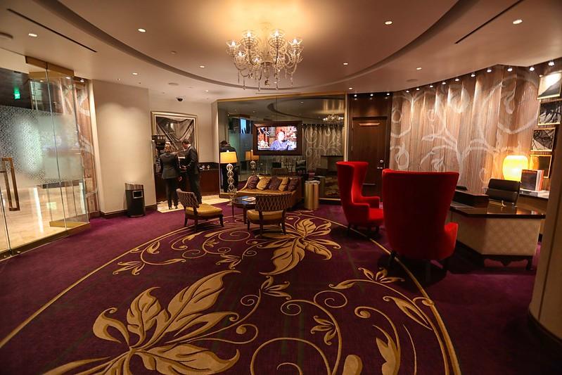 Cosmopolitan Las Vegas Wrap Around Suite 1