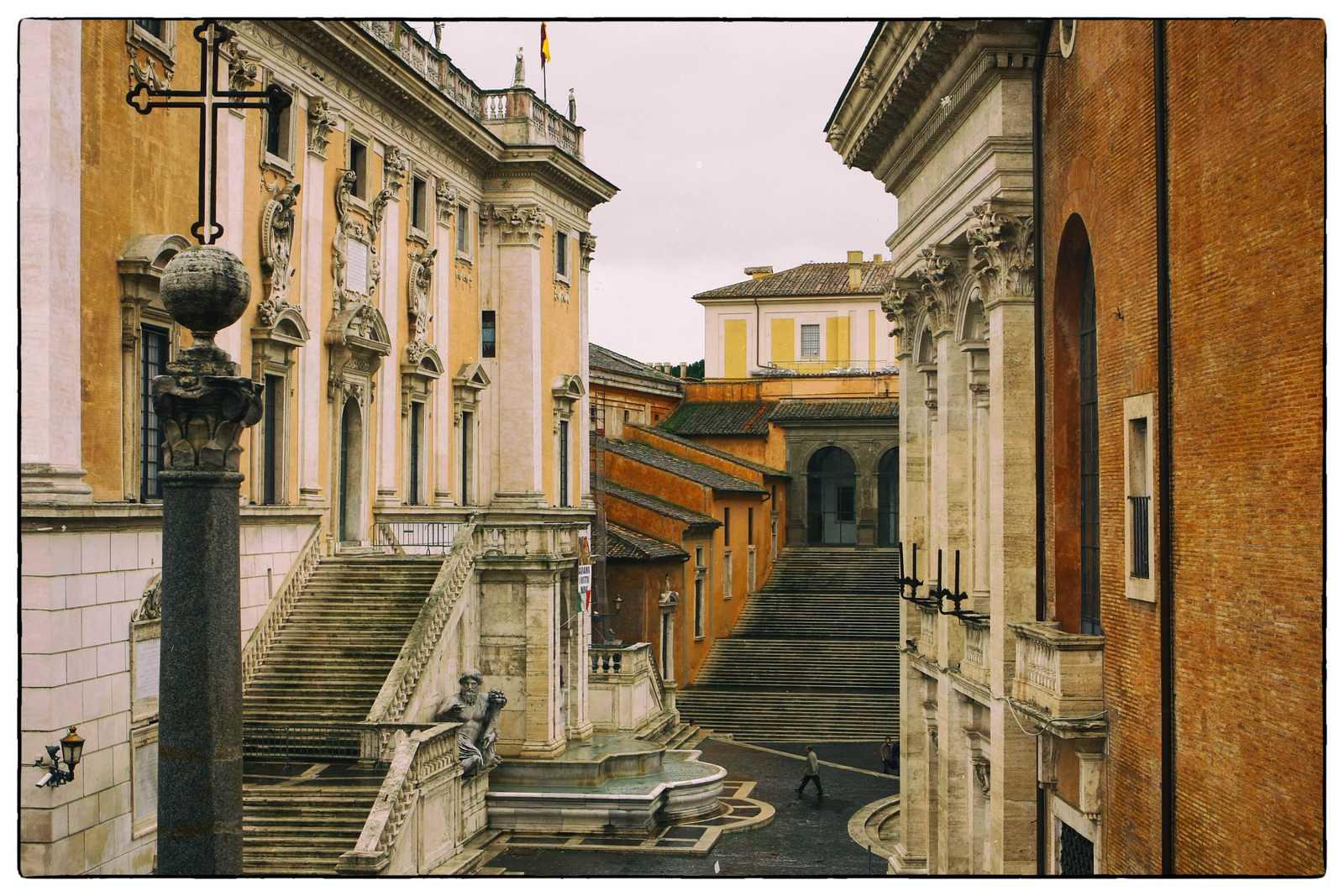 Rome Campidoglio