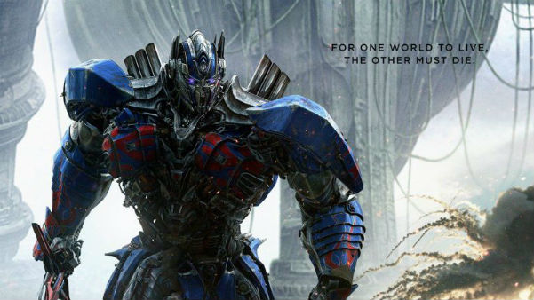 Transformers: The Last Knight out on June 21