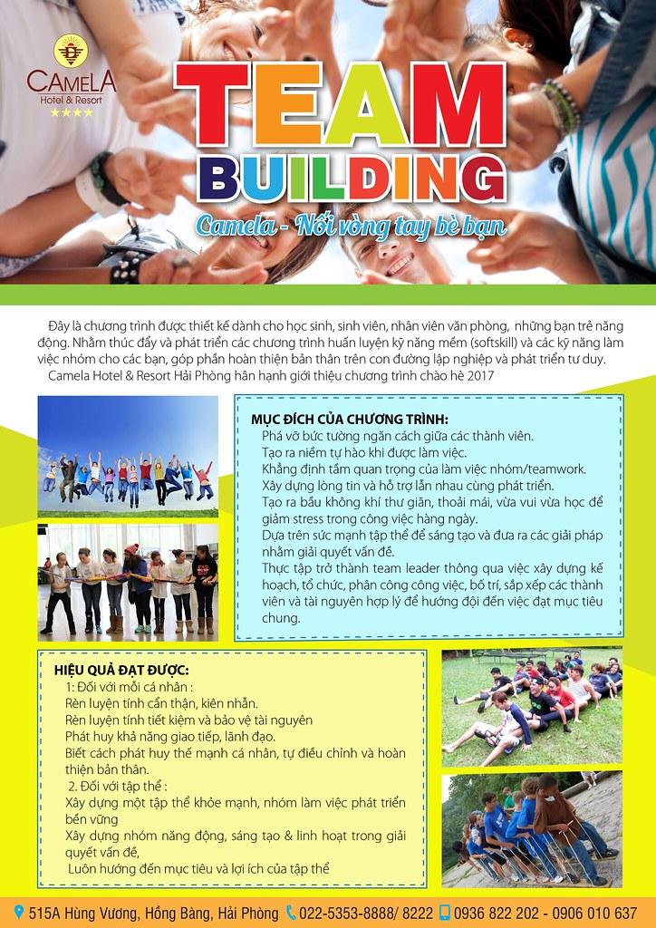 Teambuilding activites 2017