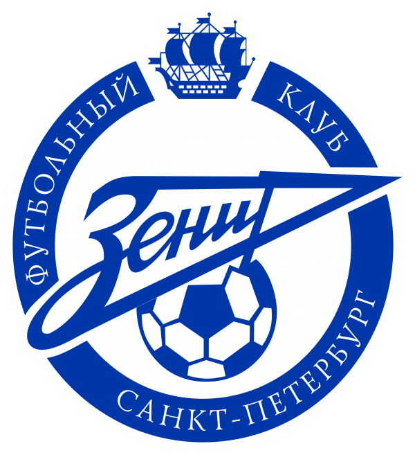 """Emblem """"Zenith"""" to download the logo football club"""