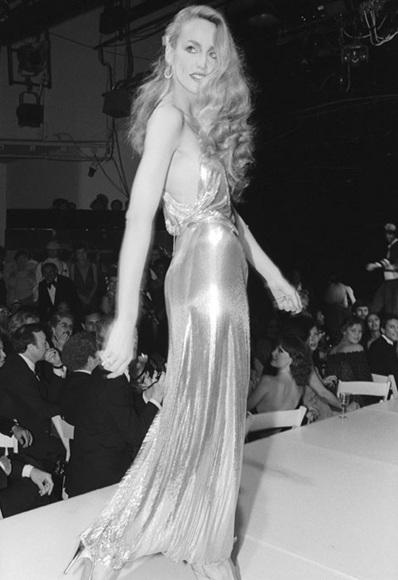 Джерри Холл 1978