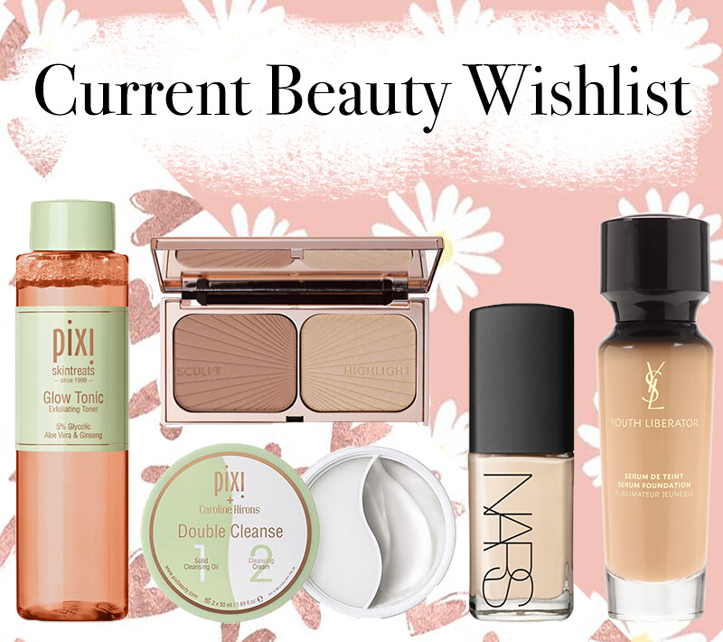 My Current Beauty Wishlist_TP