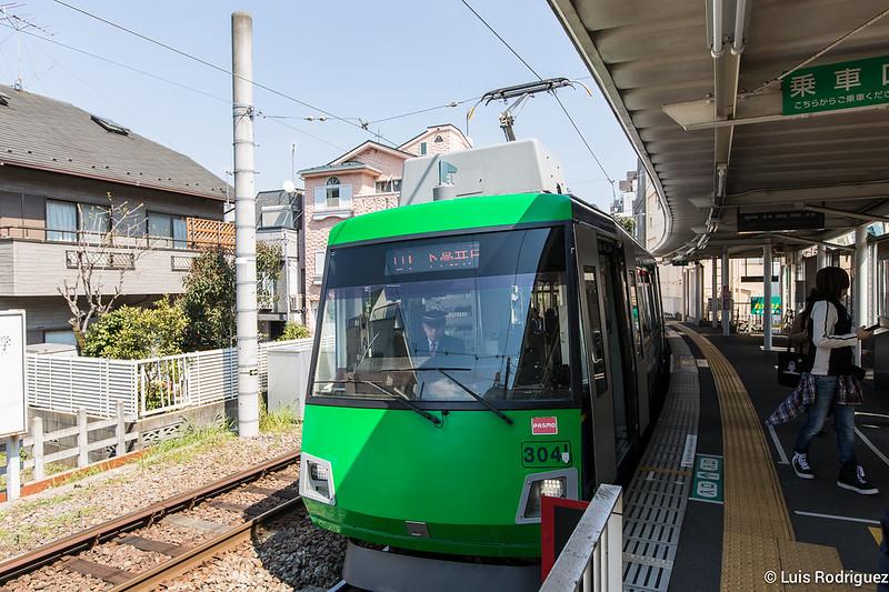Línea Setagaya de Tokyu