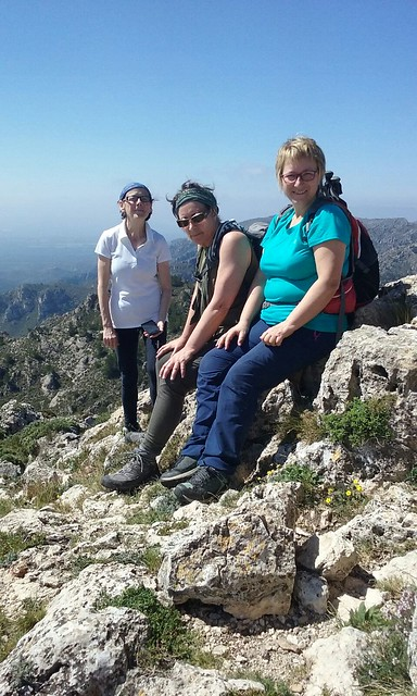 2017-04-09 Ruta per les muntanyes de Tivissa-Vandellós