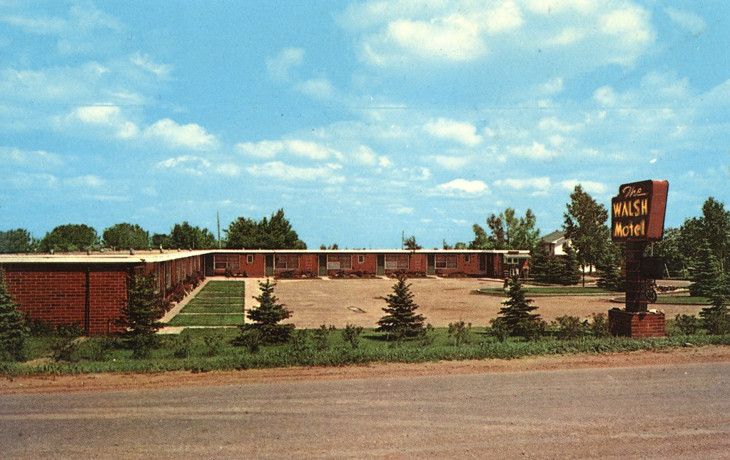 Walsh Motel - Minot, North Dakota