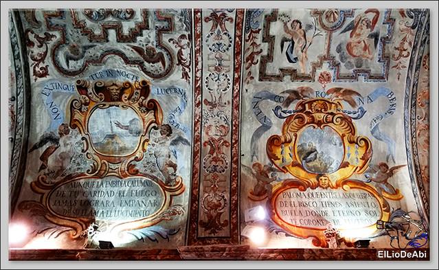 Romeria a Santa Casilda. Procesión, misa y bailes (2)