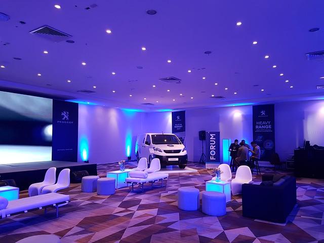 Lanzamiento Peugeot Expert en Chile