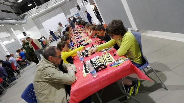 """6º Torneo Internacional de Ajedrez Tabiya Alcoy 2017 """"Fiestas de Moros y Cristianos"""""""