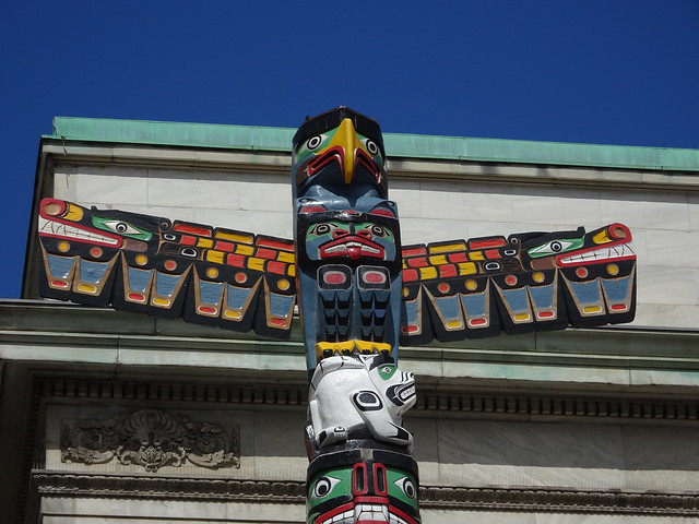 Top of the Totem Pole
