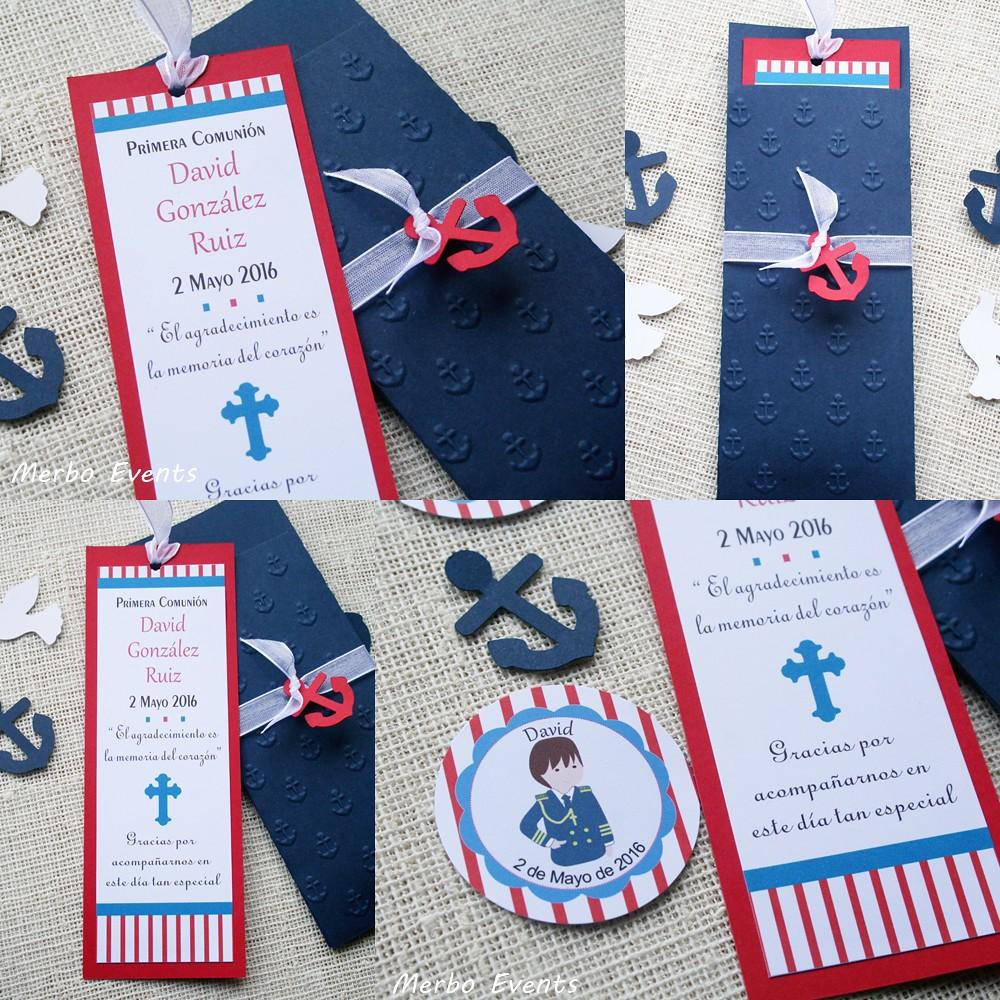 punto de libro comunion marinera
