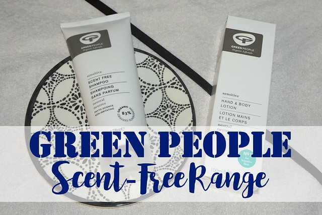 Green People Scent-Free Products