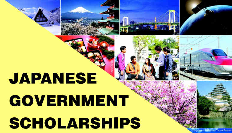 MEXT Scholarship 2017-18 for Study in Japan
