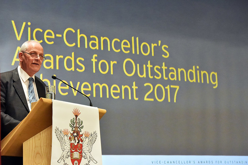 Vice Chancellors Award for Outstanding Achievement 2017