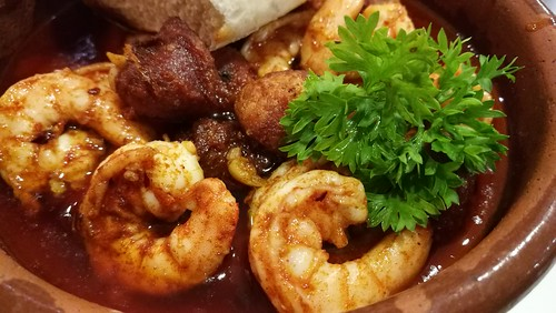 DavaoFoodTripS.com | Chorizo con gambas at Tiny Kitchen Davao - IMG_20170514_163933