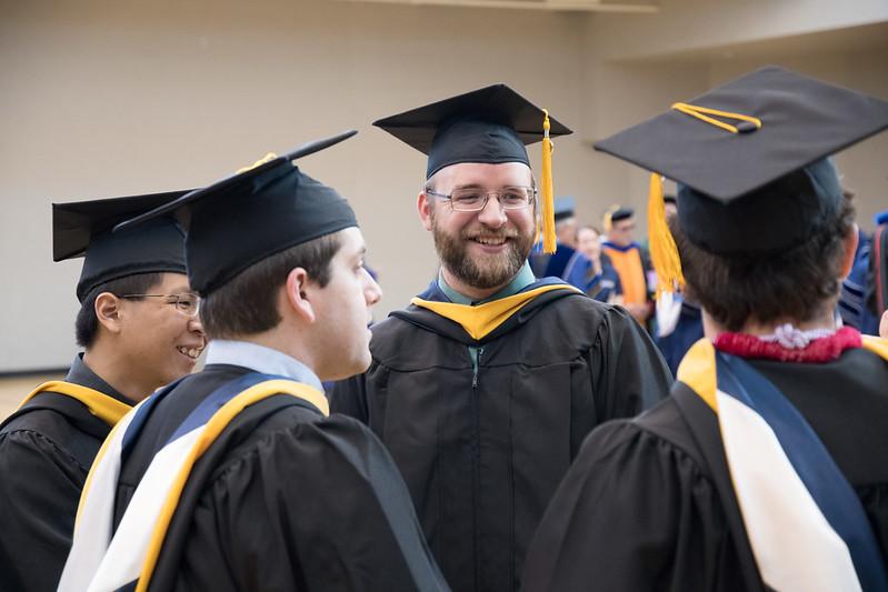 2017 Spring Commencement - Graduate School