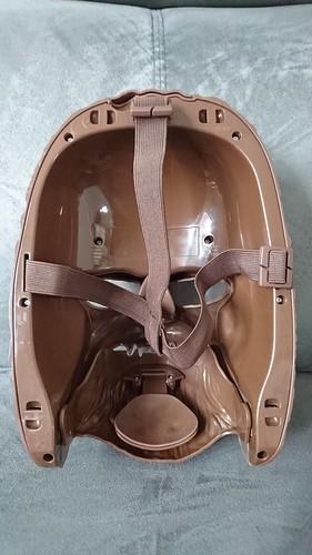 Chewbacca Mask - back