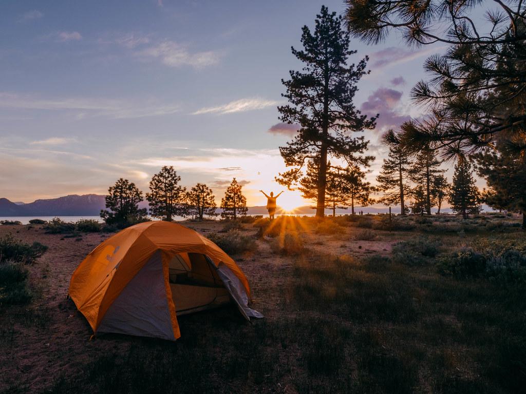 Lake Tahoe Camping-41