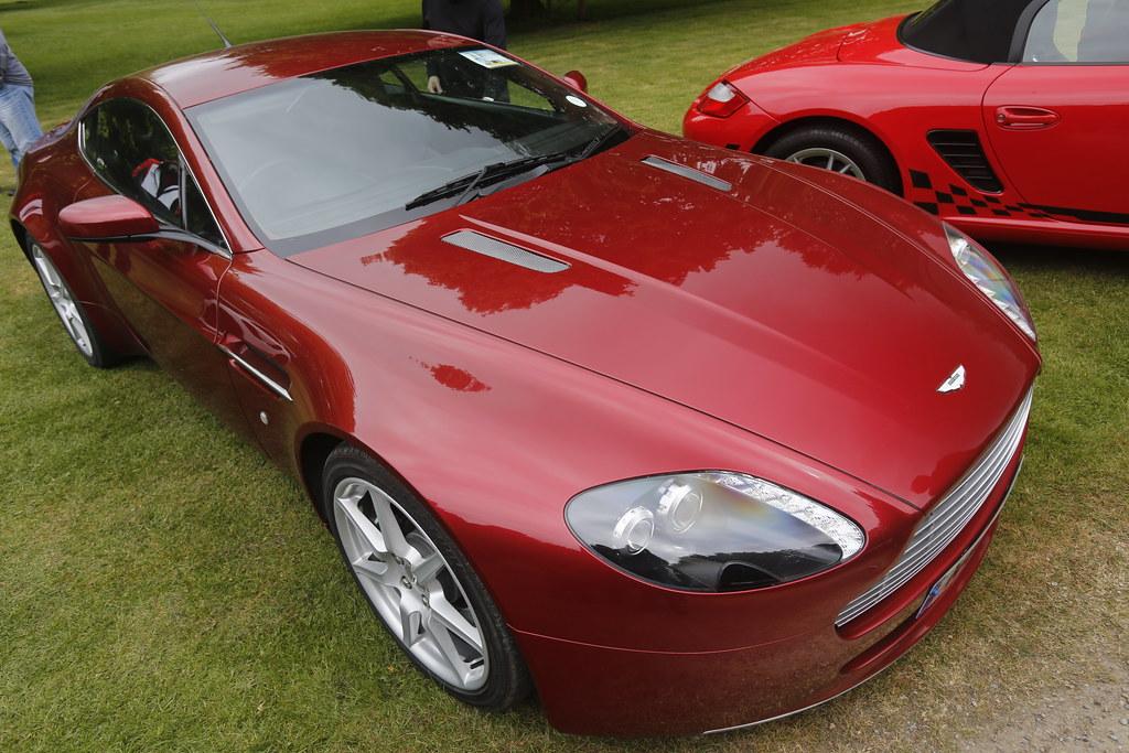 Aston Martin Vantage (Cars in the Park) | Aston Martin Vanta… | Flickr
