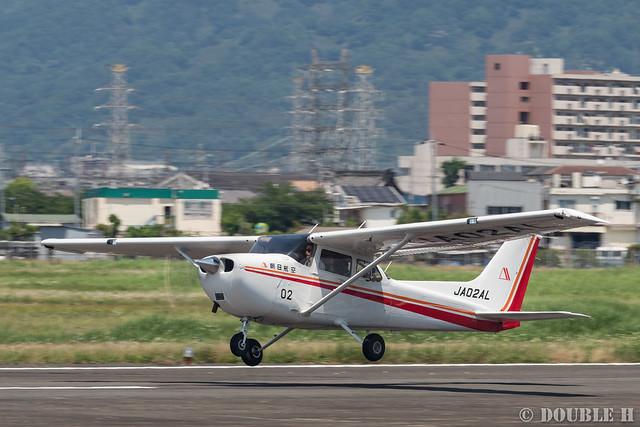 snapshot at Yao Airport (3) AAQ's Cessna 172S