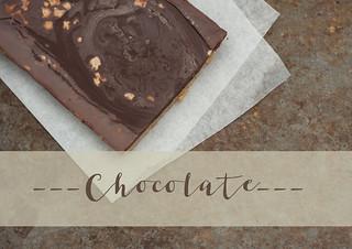 6. chocolate