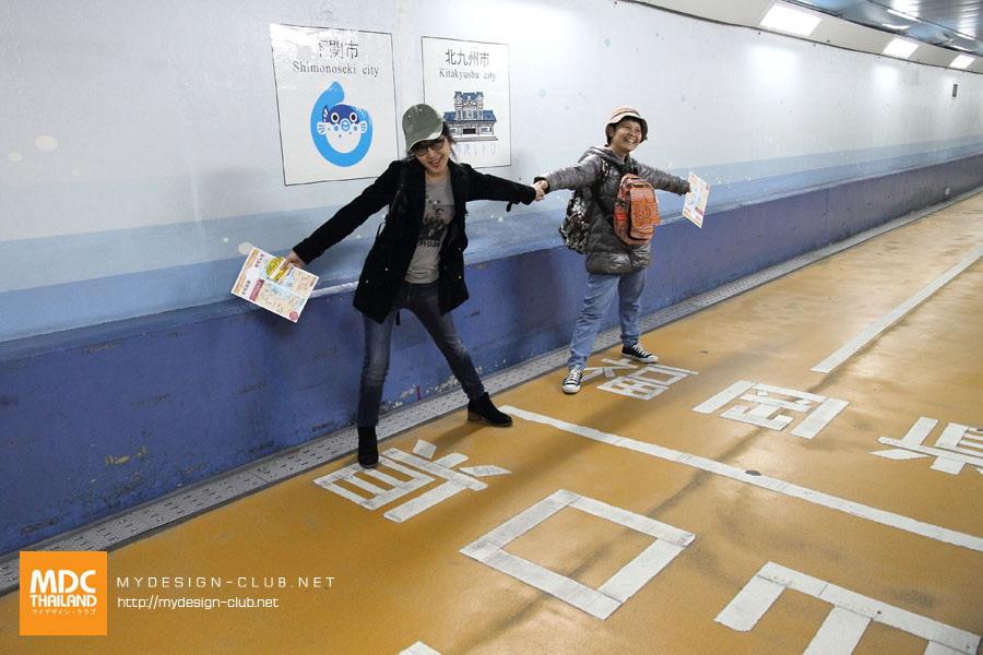 Kanmon Pedestrian Tunnel_17