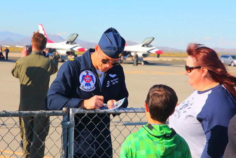 IMG_2912 Thunderbirds Pilot #3 Major Nate Hofmann