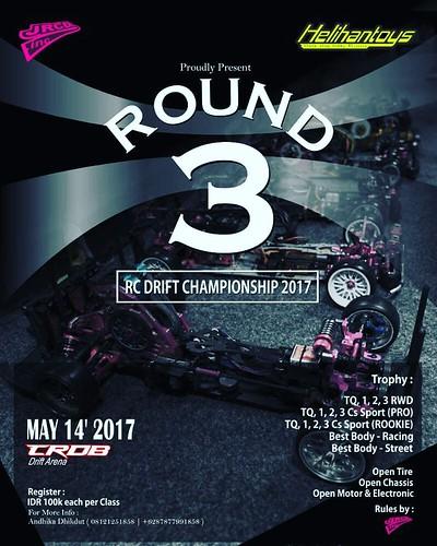 JRCD Round 3