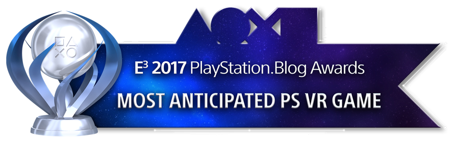 Most Anticipated PS VR Game - Platinum